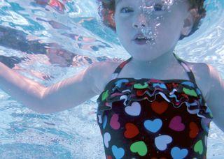 Elsie Underwater